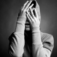 Despair anguish crisis