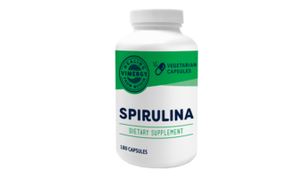 Vimergy Spirulina Capsules Uk