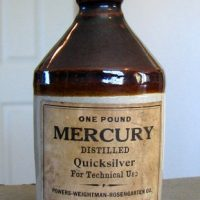 mercury toxicity from quicksilver