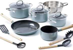 Ceramic Pan Set