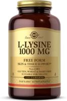 Solgar Lysine 1000mg
