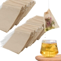 Unbleached tea Bags