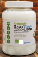 1 Litre cold pressed Coconut OIl