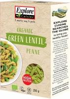 Green Lentil pasta Gluten Free