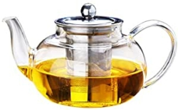 Glass Herbal Tea Pot
