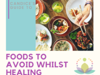 Foods to avoid when healing