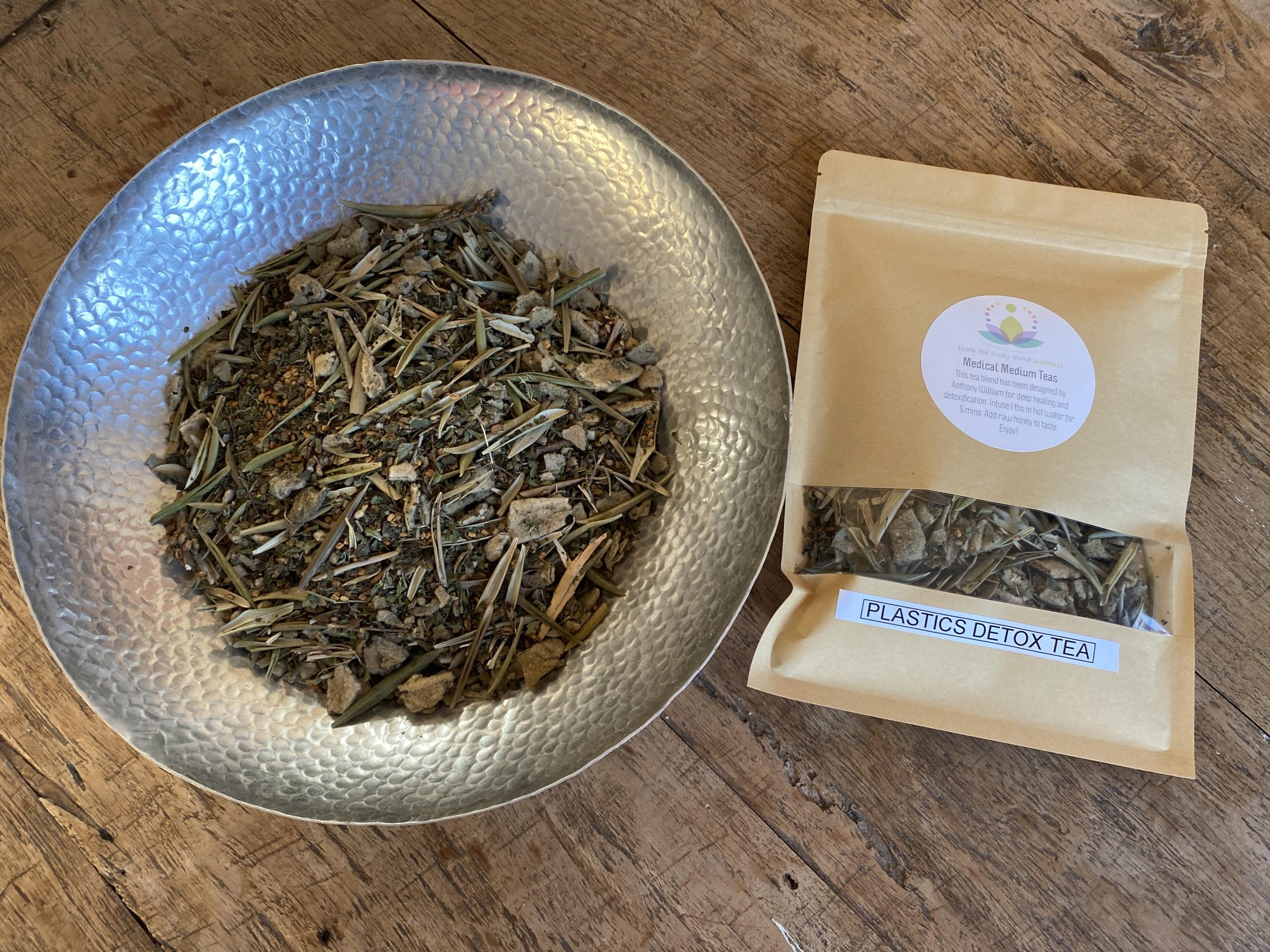 Plastics Detox Tea