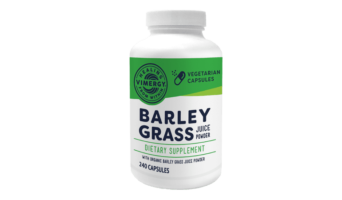 Vimergy Barley Grass Juice Capsules UK